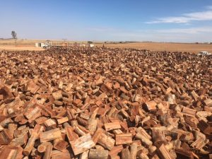 bulk firewood Victoria