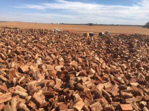 bulk firewood suppliers Victoria