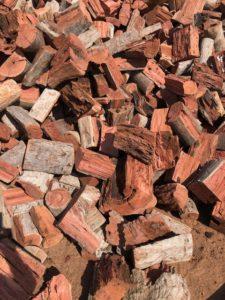 2020 Split firewood